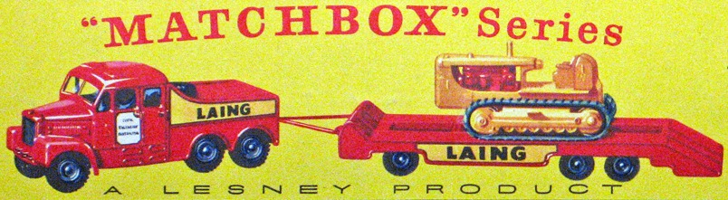 Lesney Matchbox Price Guide